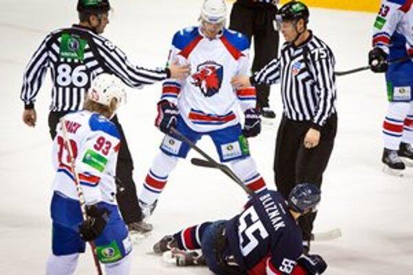 Play-off nemá isté ani Lev, ani Slovan. Bližšie k postupu sú zatiaľ Bratislavčania.