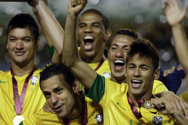 Brazília nemá také veľké hviezdy ako v minulosti, ale o jej hráčov je stále veľký záujem.