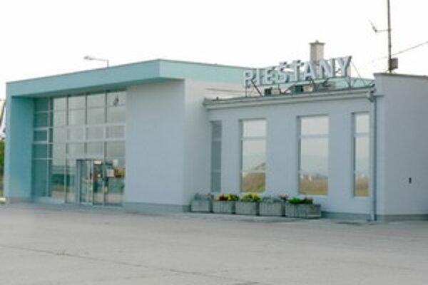 Piešťanské letisko.