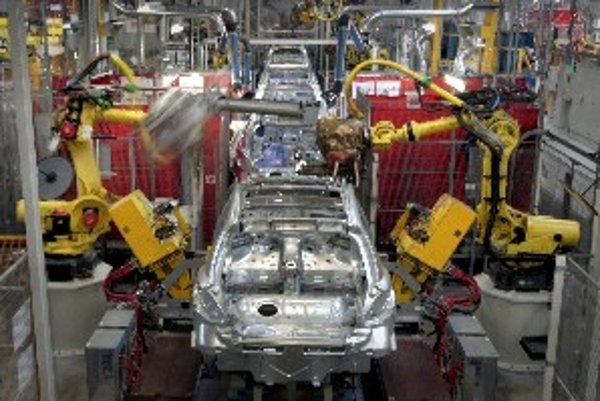 Trnavská PSA vyrába najviac automobilov na Slovensku.