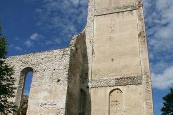 Občianske združenie Katarínka plánuje vybudovať na veži vyhliadkové podlažie.