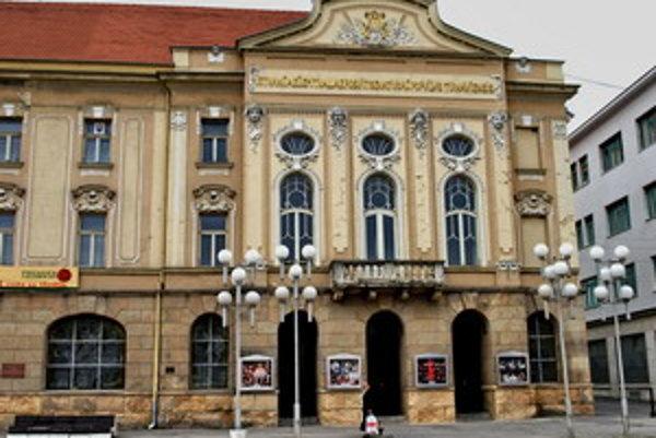 Chod Divadla Jána Palárika v Trnave kríza neovplyvnila.