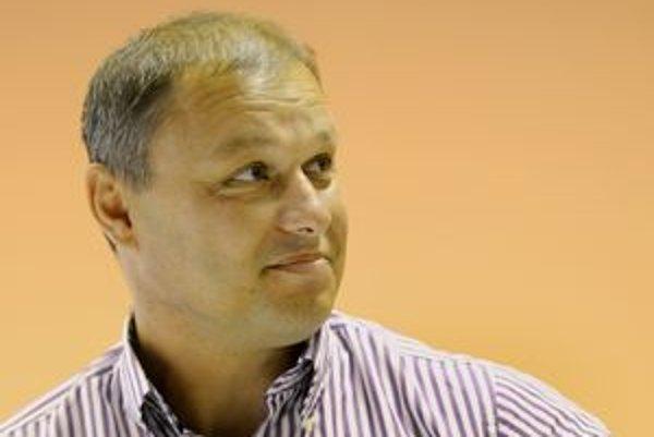 Marián Vajda je už takmer šesť rokov trénerom Novaka Djokoviča.