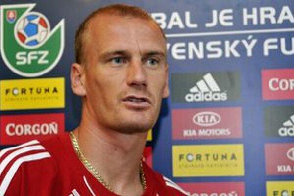 Miroslav Karhan, o rok sa možno vráti do Trnavy.