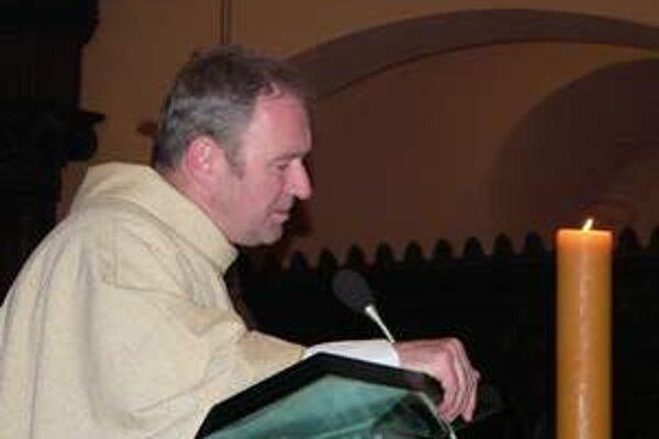 Nový trnavský arcibiskup Róbert Bezák.