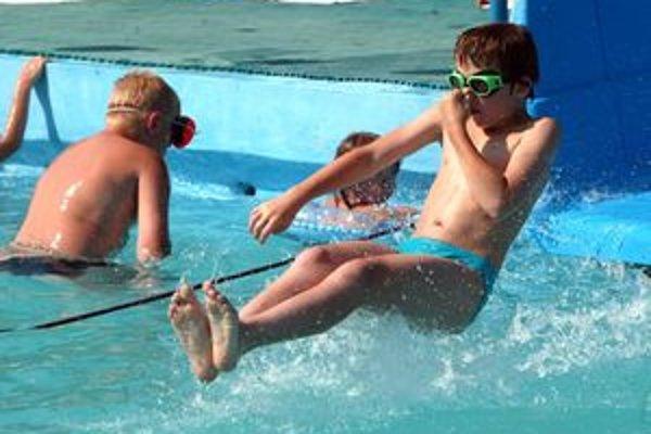 Na letnú sezónu sa pripravujú už aj trnavské kúpaliská.
