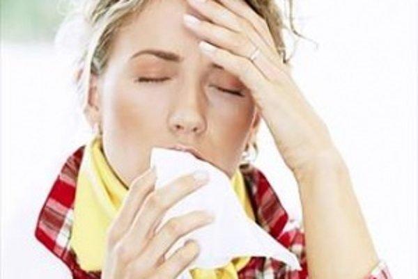 Tento týždeň zaznamenali mierny pokles ochorení.
