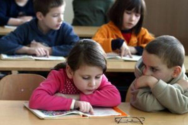 Trnavské deti sa zamerajú na prírodovedné predmety, informatiku, cudzie jazyky a ekológiu.