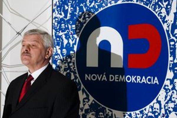 Tibor Mikuš tvrdí, že jeho novú stranu Slovensko potrebuje.