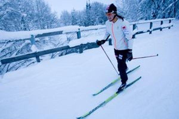 Alena Procházková vyhrala preteky Svetového pohára vo Whistleri 2009 a celkove päť razy stála na stupni víťazov. Vysoké ciele má aj v nadchádzajúcej zime.