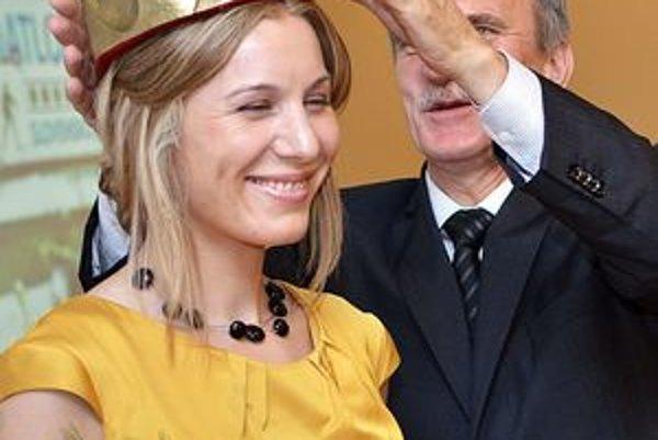 Anastasia Kuzminová sa po tretíkrát stala najlepšou slovenskou biatlonistkou.