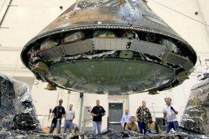 Kapsulu Orion bude poháňať modul Európskej vesmírnej agentúry.