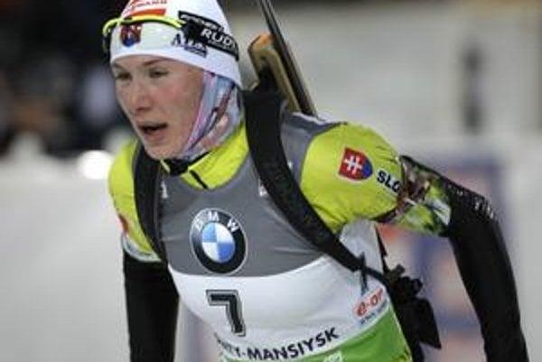 Anastasia Kuzminová.