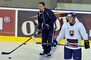 Štefan Ružička by mal od trénera Hanlona dostať proti Rusom šancu od začiatku zápasu.