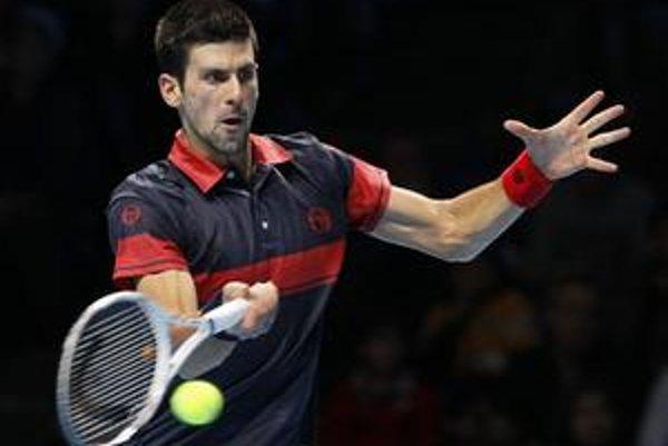 Novak Djokovič v tohtoročnej edícii Davisovho pohára vyhral všetkých päť dvojhier.