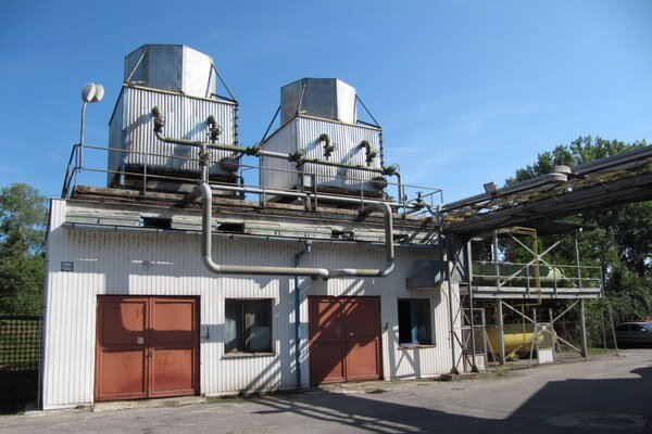 Chladiarenské zariadenie patrí k najstarším na Slovensku.