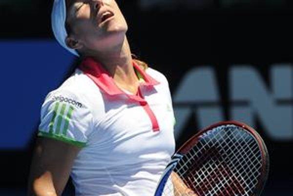 Justine Heninová.