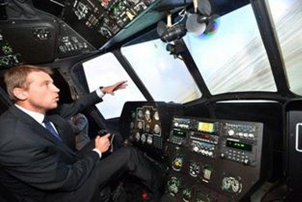 Simulátor využije americká armáda