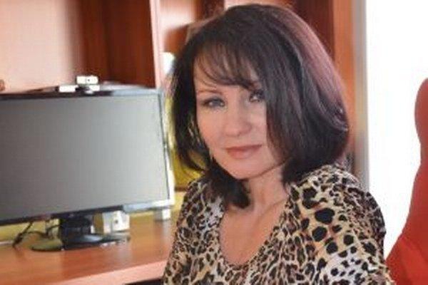 Mária Plešková pomáha ľuďom.
