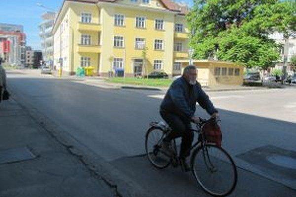 Cyklisti budú musieť využívať obchádzky.