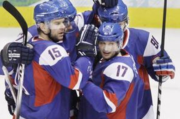 Fanúšikovia dúfajú, že slovenskí hokejisti sa ešte budú tešiť z úspechov podobne ako tomu bolo vo Vancouvri.