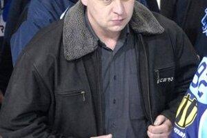 Bývalý tréner Nitry Peter Oremus.