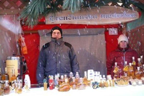 Milan Krivý, výrobca medu a medoviny z Trenčína