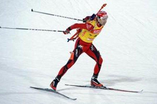 Jedným z lídrov silného nórskeho výberu bude aj nestarnúca biatlonová legenda Ole Einar Björndalen.