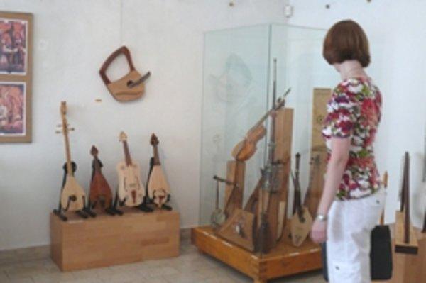 Výstava zostane v múzeu do 23. júna.