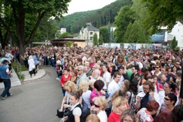 V posledných rokoch sa návštevnosť Art Film Festu zdvojnásobila.