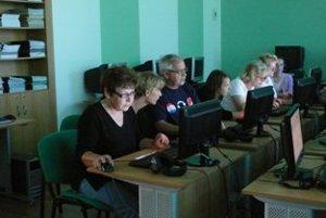 Počítačový kurz vymysleli žiaci školy