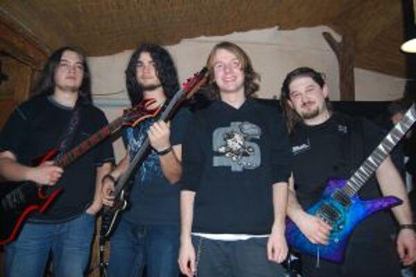 Jednou z hviezd Metalfestu 2. bola novomestská formácia Mysterious Eclipse