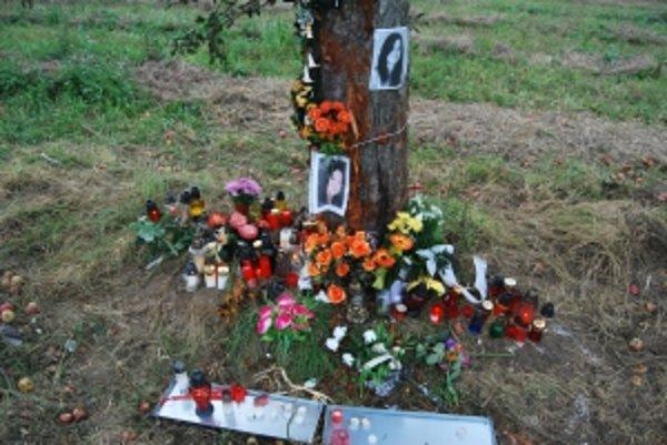 Neďaleko Moravského Lieskového vyhasol život 21-ročnej Dášky