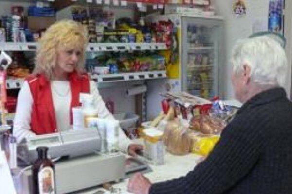 Ilustračné foto. Služba cash back je využívaná viac na dedinách.