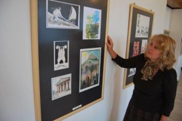 Výstavu kresleného humoru zrakovo postihnutých dnes o 16. h otvoria v Divadle Andreja Bagara.