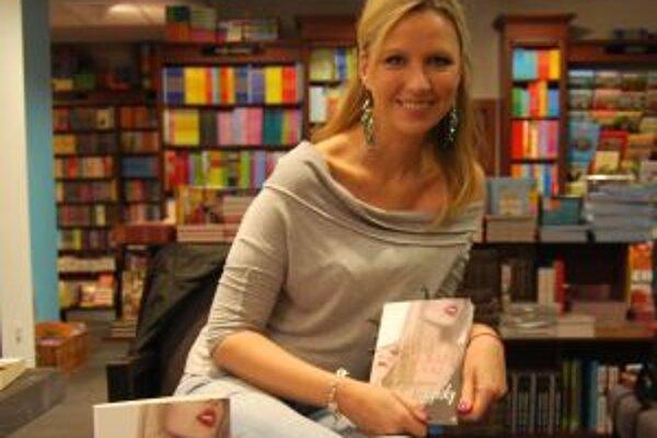 Z bývalej blogerky sa stala obľúbená spisovateľka.