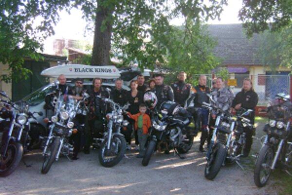 Black Kings v Srbsku boli atrakciou.