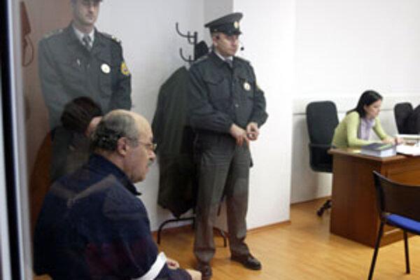 Vladimír Fruni na súde.