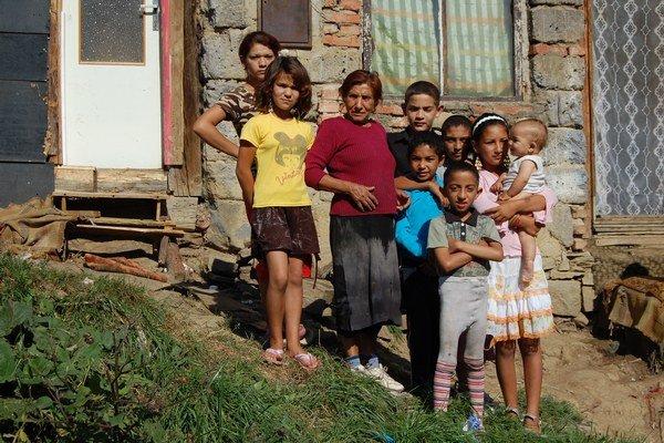 Pre zlé podmienky života, nekvalitnú stravu a stres sa dožívajú nižšieho veku ako ostatní Slováci.