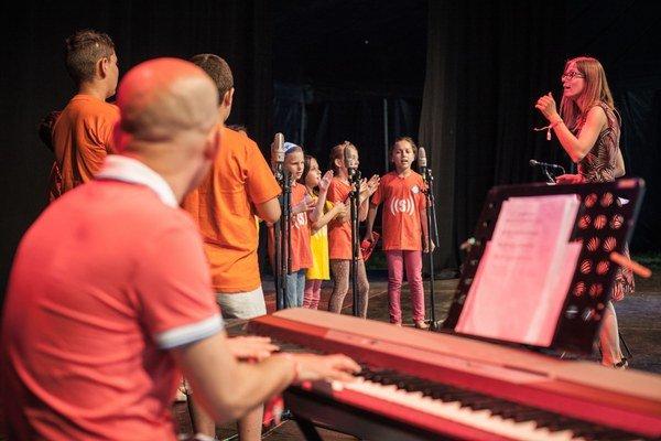 Deti zo Superar vystúpili na najväčšom slovenskom festivale.