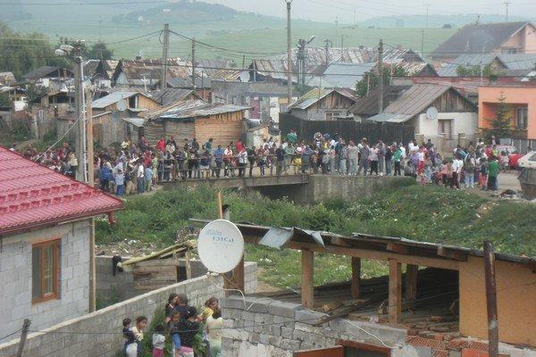 Osada v Jarovniciach