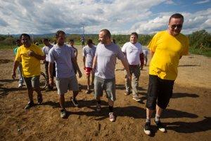 Rómov prišli do Moldavy po zákaze podporiť kapely, ktoré mali na  akcii hrať.