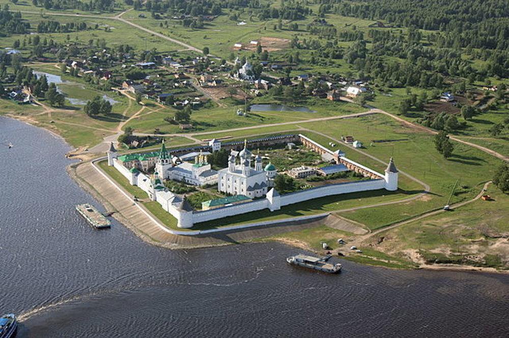 Makarjevo-Želtovodský kláštor sv. Trojice.