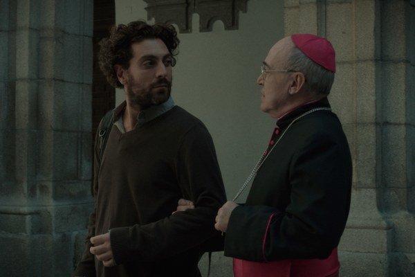 Z filmu Apóstata.