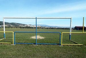 Futbalové ihrisko dostane na jar nový šat.