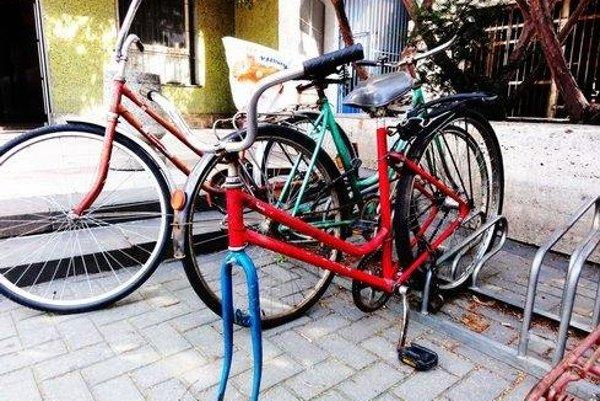 Zlodej nepohrdol ani bicyklom. ILUSTRAČNÉ FOTO
