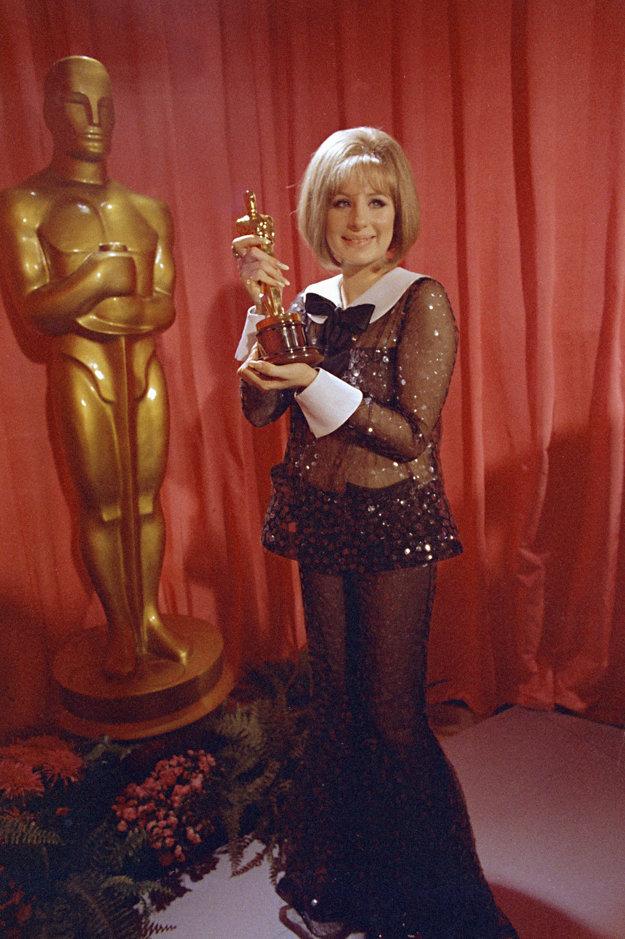 V roku 1969 získala Oscara za film Funny Girl