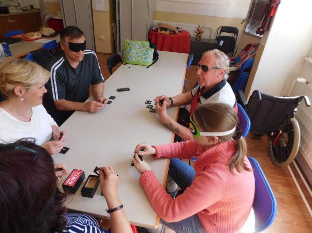 Nevidiaci si cez víkend zahrali qadro s olympijským víťazom Pribilincom.
