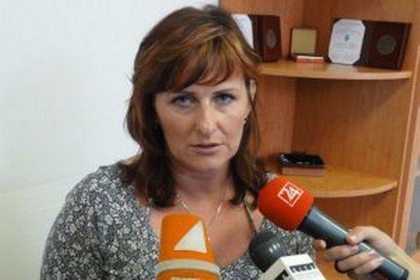 Námestníčka Martina Cimráka Nina Horniaková zodpovedá za transformáciu nemocnice.