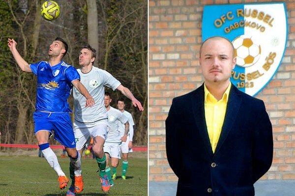 Futbal v Gabčíkove zasiahol vážny problém. Šéf OFC Russel György Csörgő chystá odvolanie voči vylúčenia mužov z tretej ligy.